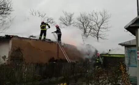 incendiu Murghiol