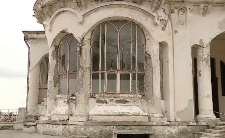 Cazinoul din Constanța ar putea ajunge pe lista celor mai periclitate monumente europene