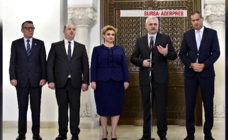 Social-democrații dezbat viitoarea componență a Cabinetului
