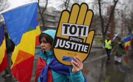 proteste 20 ianuarie, marsul sperantei - 2