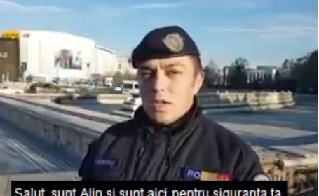 """Jandarmeria Română, sfaturi pentru cei din București: """"Cum să fii în siguranță la proteste"""""""