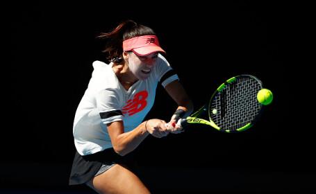 Sorana Cîrstea, eliminată în optimi la dublu la Openul Australiei