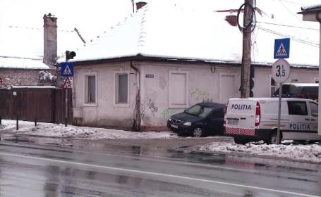 crimă Brașov