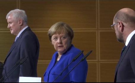 Angela Merkel, nou pas către constituirea unui nou guvern