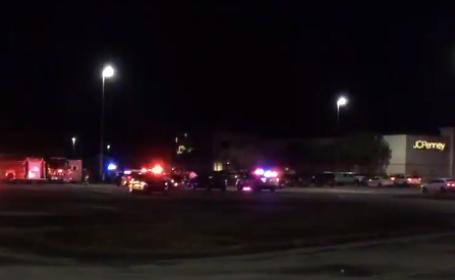 Două dispozitive cu explozibili au fost detonate, într-un mall din Florida