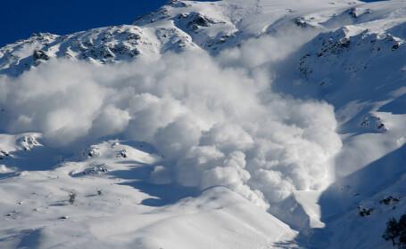 Risc de avalanșă în Alpii francezi: peste 100 de cabane au fost evacuate