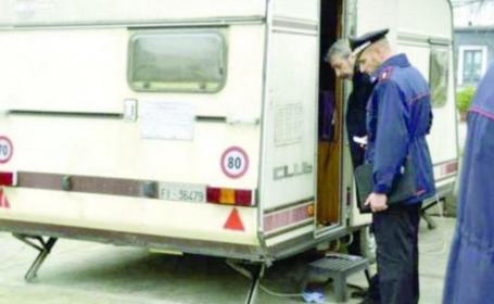 Cuplul asasin care a masacrat o familie din Cehia, prins la Iași. Traseul avut de cei doi