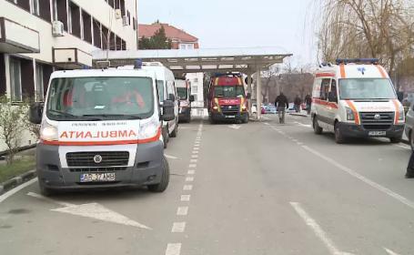 Moarte în condiții suspecte, la Arad. Victima ar fi consumat droguri