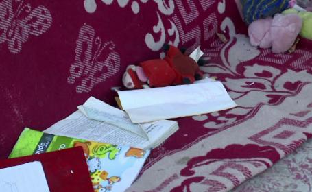 Fetiță de nouă ani, mutilată de tatăl vitreg, după ce partenera i-a zis că-l părăsește
