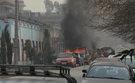 Atac in Jalalabad