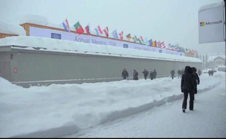Forumului Economic de la Davos