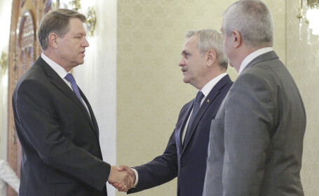"""Klaus Iohannis, avertisment pentru viitorul Guvern: """"Fără politici imprudente și măsuri hazardate"""""""
