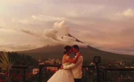 Nuntă vulcan