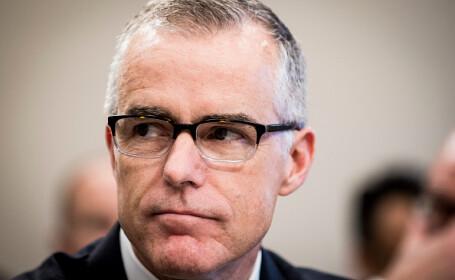 Andrew McCabe, FBI, demisie,