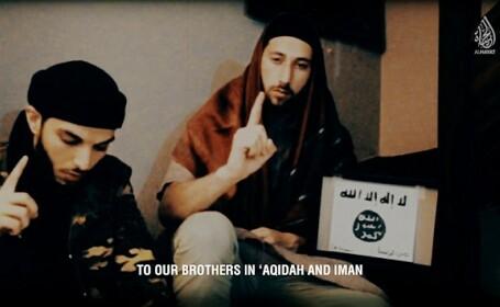 """Un nou video de propagandă ISIS îndeamnă la atac. """"Este momentul nostru să ne ridicăm"""""""