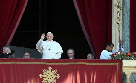 """Papa Francisc, de Anul Nou: """"Lumea este complet conectată, dar tot mai dezbinată"""""""