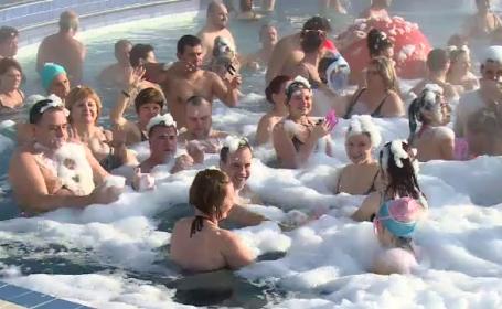 Românii s-au relaxat la SPA după Revelion. Cât au plătit în plus pentru răsfăț