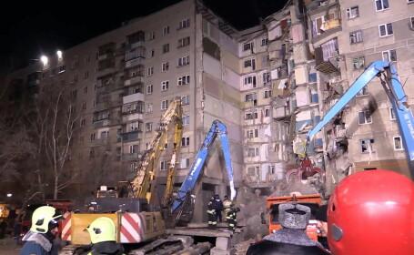 Bilanţul victimelor exploziei din Rusia a urcat la 37 de morţi. Șase copii, printre victime