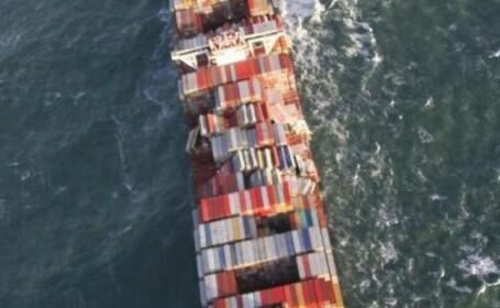 containere, marea nordului