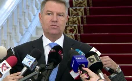 """Iohannis, despre conflictele și tensiunile din Marea Neagră: """"Deosebit de periculoase"""""""