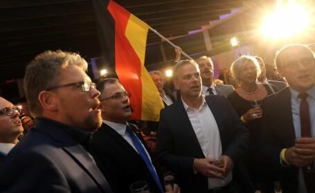 Un partid din Germania ar putea fi supravegheat de servicii din cauza neonazismului