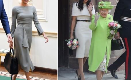 Meghan Markle, rochii, ducesa sussex