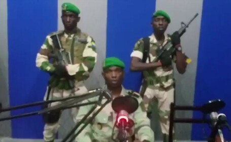 Lovitura de stat Gabon