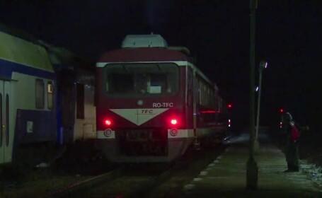S-a grăbit spre casă, dar a fost lovit mortal de un tren. Mărturia mecanicului