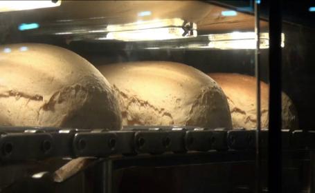 tonomat pâine caldă