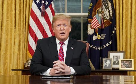 Donald Trump, discurs solemn către națiune: Cât sânge american mai trebuie vărsat?