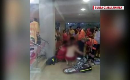 Copilul înecat într-un ștrand din Deva, în a doua zi de Crăciun, a murit la spital