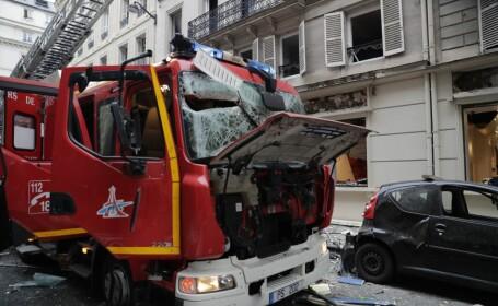 Explozie in Paris