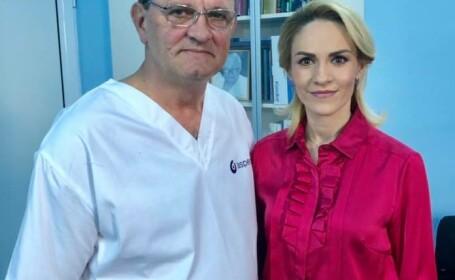 Gabriela Firea operată la Spitalul Colentina. Ce afecțiune a avut