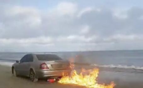 Ce pedeapsă a primit Strugurel Lingurar, românul ce a şocat Irlanda dându-şi foc la maşină