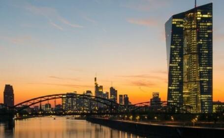 Sediul BCE, Frankfurt - Getty