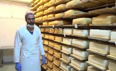 Brânzeturile românești i-au cucerit pe străini. La cât ajunge un kilogram