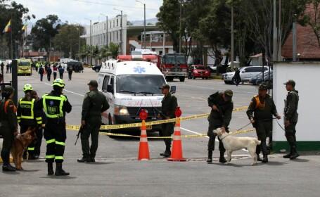 Atentat la Academia de Poliție din Bogota. Sunt 21 de morți și 68 de răniți