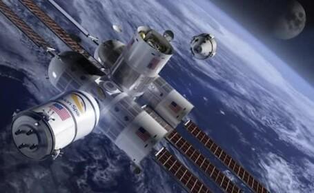 Primul hotel spațial va fi deschis în 2021. Se pot vedea 16 răsărituri pe zi