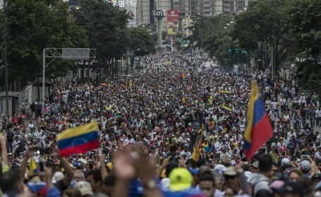 venezuela, proteste, violențe, nicolas maduro, Juan Guaidó