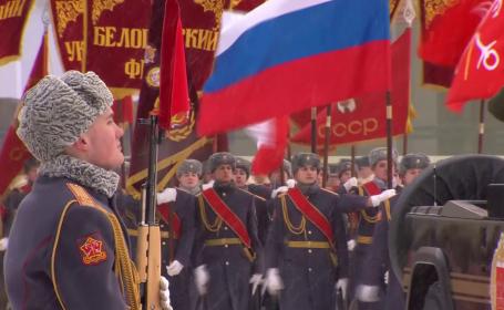75 de ani de la asediul asupra Leningradului