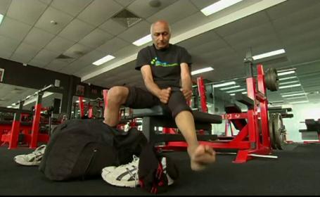 Povestea unui bărbat care a devenit campion la ridicat greutăți la 75 de ani