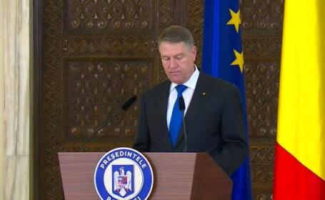 CCR va discuta pe 6 martie sesizarea lui Iohannis pe legea bugetului