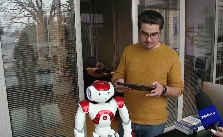 robot terapie