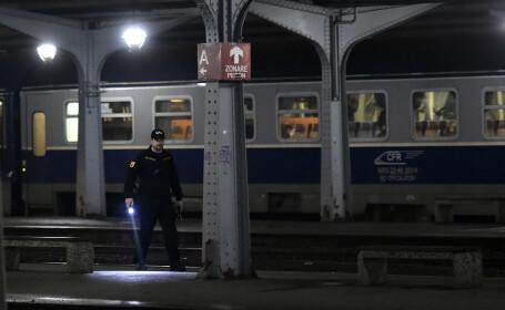 gara de nord, alerta cu bombă