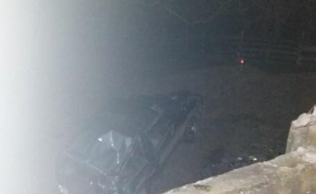 Un tânăr de 27 de ani din Alba a murit în drum spre petrecerea de Revelion