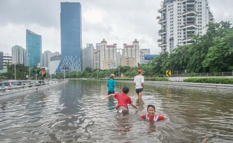 inundatii Jakarta