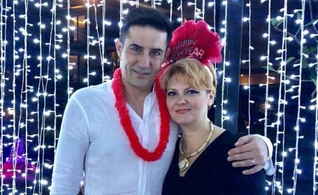 Claudiu Manda și Lia Olguţa Vasilescu