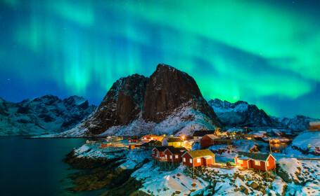 Record de căldură în Norvegia: 19 grade, într-un orăşel din munţi