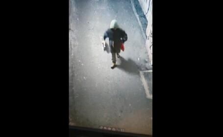A fost prins bărbatul care ar fi spânzurat un câine de o ţeavă, în Capitală