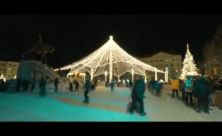 Târgul de Crăciun din Cluj, în topul celor mai bune destinații din Europa